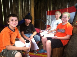 some of the lhkidz up in the treehouse cast