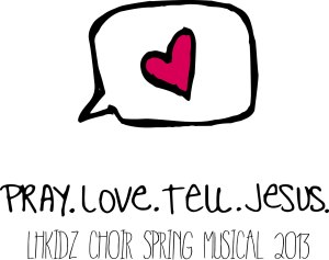 lhkidz choir musical logo