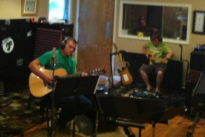 moose studio musicians playing