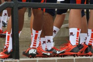 beech bucs socks